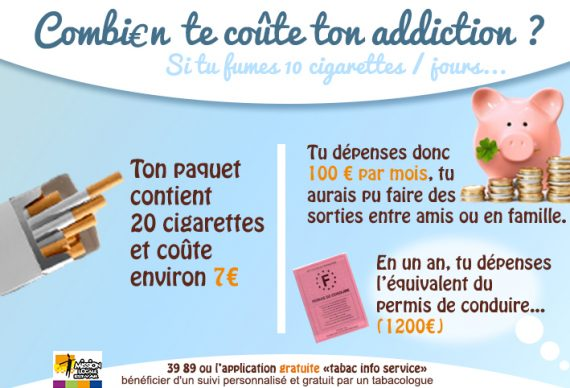 addiction tabac