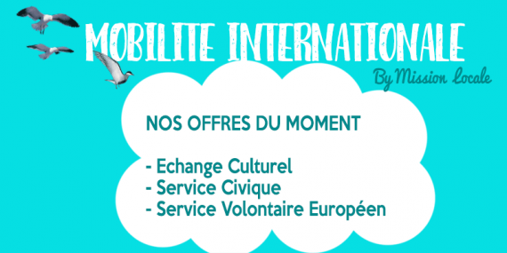 mobilite internationale  nos offres du moment